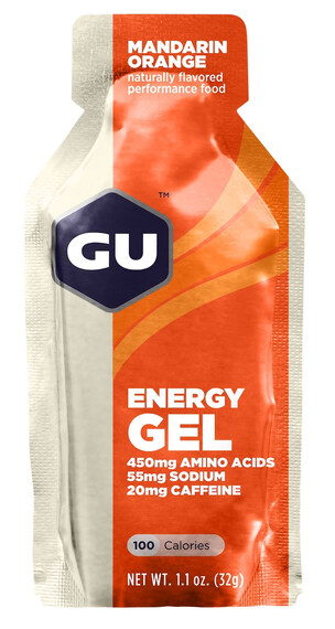 GU Energy Energy Gel Mandarin Orange 32g